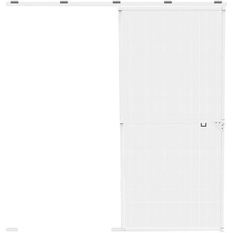 Nematek® Insektenschutz Alu Spannrahmen System premium Schiebetür, 120 x 240 cm in verschiedenen Farben verfügbar