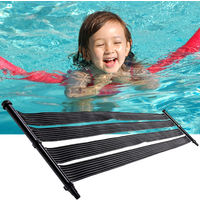 chauffage solaire de piscine. Black Bedroom Furniture Sets. Home Design Ideas