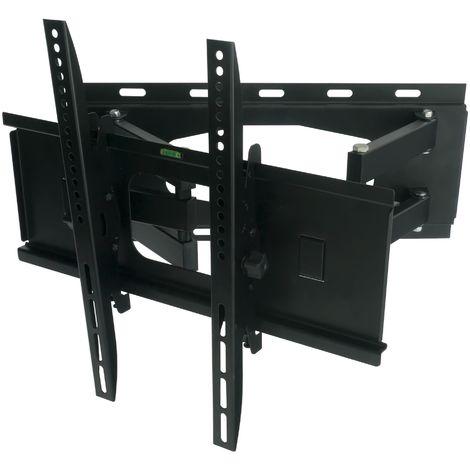"""Nemaxx SK05 Soporte para pared de TV LCD, LED y Plasma - Fijación para televisores de 23"""" a 47"""" - negro"""