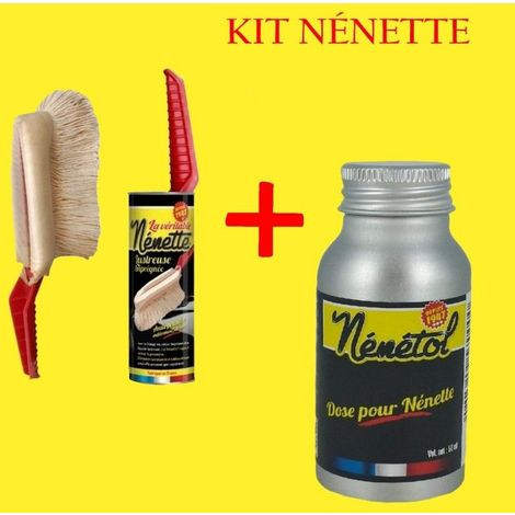NENETTE Lustreuse Imprégnée + recharge Nenetol 24.17