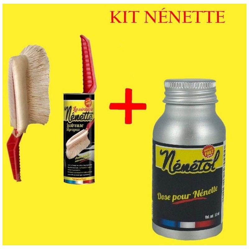 NENETTE Lustreuse Imprégnée + recharge Nenetol
