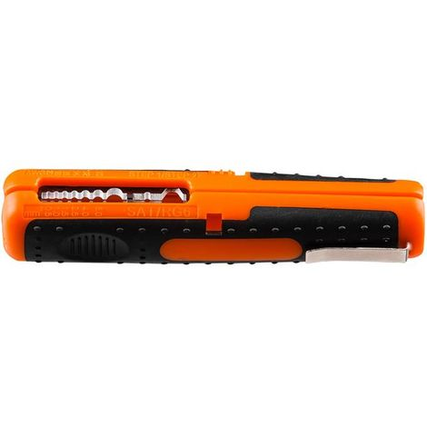 Neo pocket wire cable stripper and cutter 140mm 0.5 - 6mm AWG 10-20 (Neo 01-524