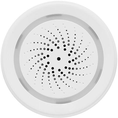 NEO Tuya Wifi Smart Wireless Sound and Light Alarma / Sensor de temperatura y humedad, Sensor de alarma