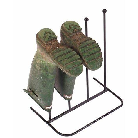 "main image of ""Neo Two Pair Metal Boot Rack"""
