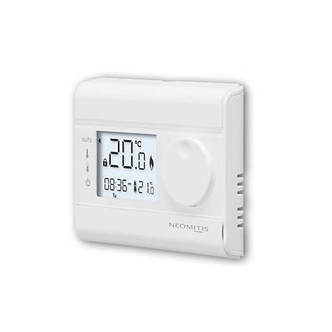 Neomitis Wired 7 Day Programmable Digital Room Thermostat - RT7