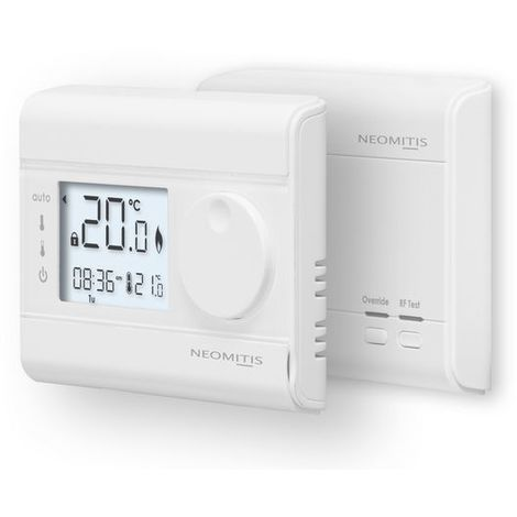 Neomitis Wireless 7 Day Prog Room Thermostat RT7 RF
