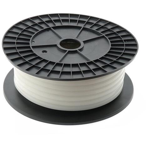 Néon de LED Flexible 240W 24V DC 120LED/m 12W/m IP65 (20 Mètres)
