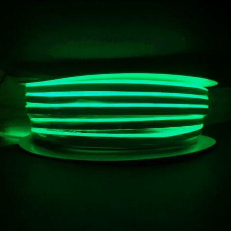 Néon Flexible LED Vert 24V 50M IP65 120LED/m - SILAMP