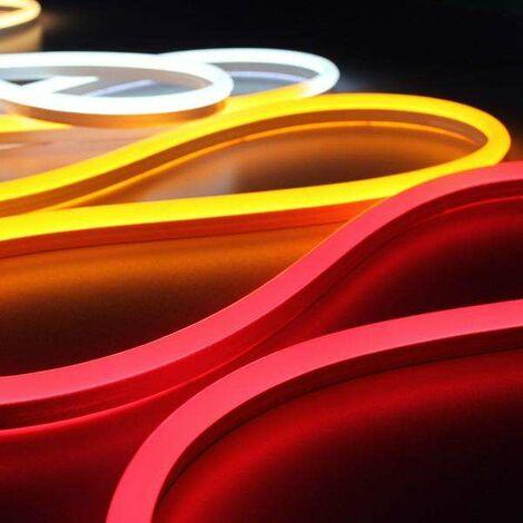 Néon LED Flexible RGB Lumineux 50m