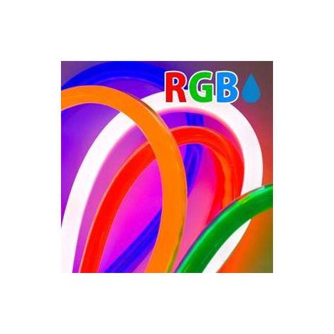 Néon LED Flexible RGB lumineux longueur 10m RGB - multicolore | RGB - multicolore - 10m
