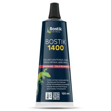 Neoprene glue 1400 BOSTIK 125 ml
