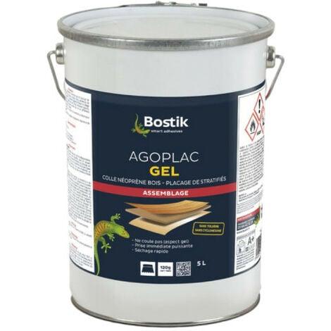 Neoprene glue Bostik Agoplac GEL Bidon 5L 30604788
