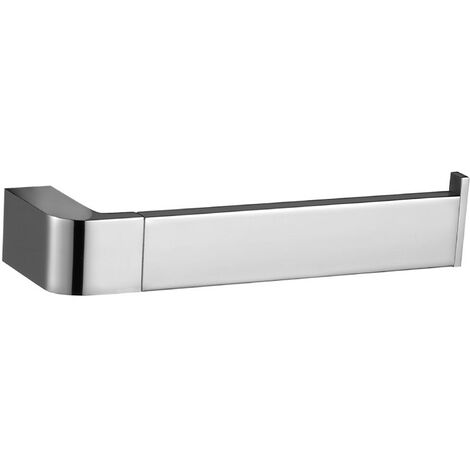 Neptune Chrome Plated Brass Toilet Roll Holder