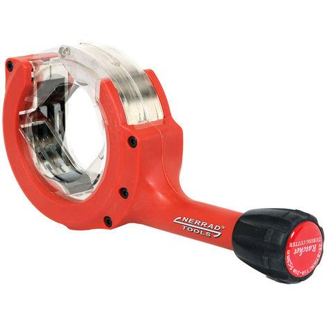 Nerrad Adjustable Ratchet Action Tube Cutter 35-67mm (NT4067)