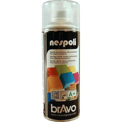 NESPOLI Peinture Aérosol Vernis - 0,4 L