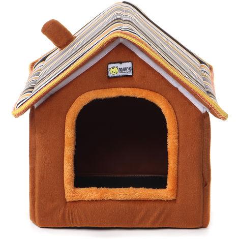 Nest Foldable beds House for Dog Cat Animal Washable Blanket