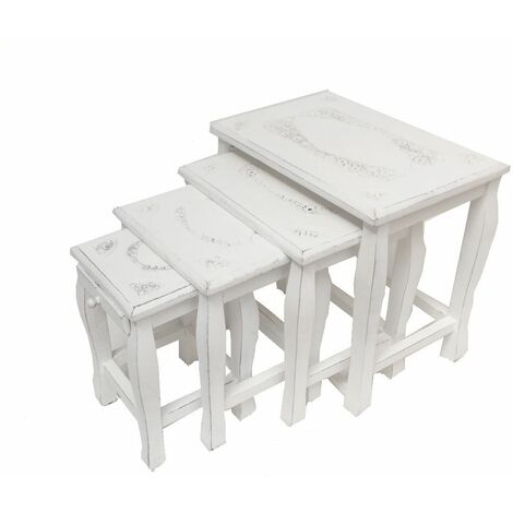 Nest of 4 Tables