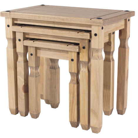 nest of tables (new specification)
