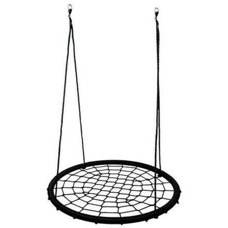 Nest-shaped mesh swing suspension Net Ø 100 cm Net
