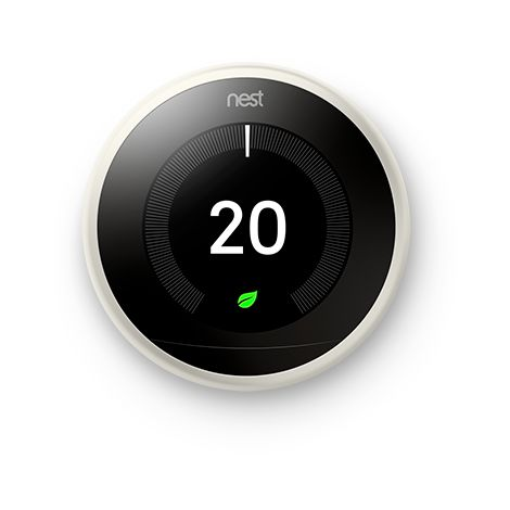 NEST THERMOSTAT BLANC