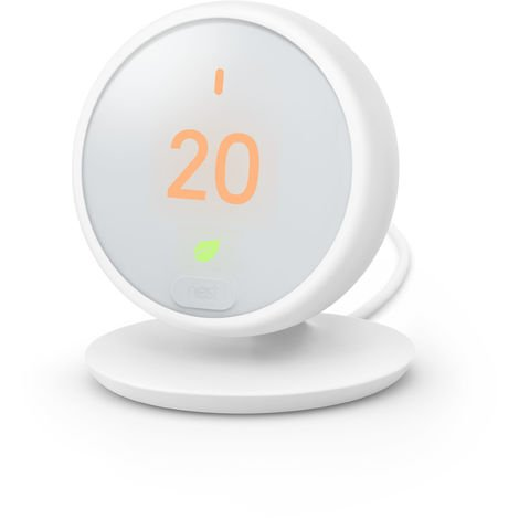 Nest thermostat E - blanc