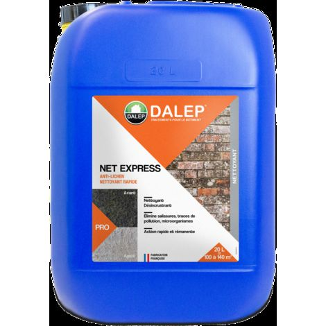 NET EXPRESS en 20 lt Nettoyant Rapide
