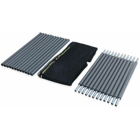 Net replacement kit for Jupiter trampoline safety Ø16ft