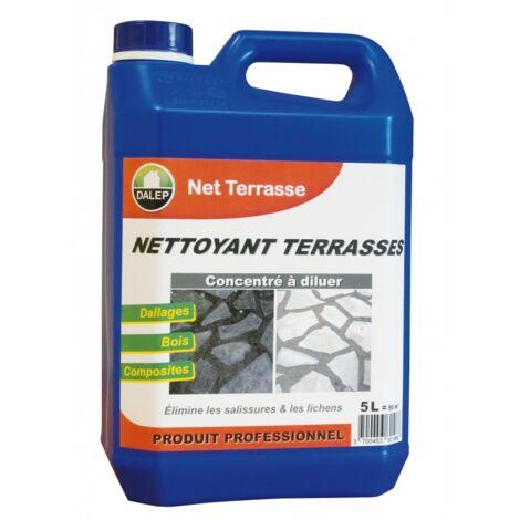 NET TERRASSE - Nettoyant terrasses 5L