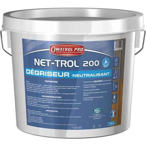NET-TROL 200 15L - DURIEU