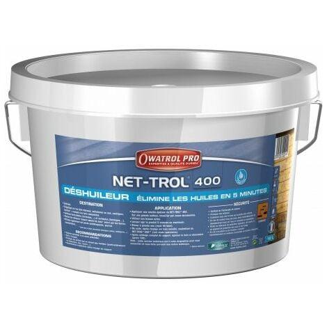 Net-Trol 400 Déshuileur 10L DURIEU