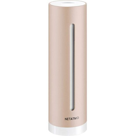 Netatmo Healthy Home Coach NE1020ZZ Thermo-hygromètre avec appli mobile
