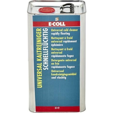 Nettoyant a froid rapide éphémère 5L E-COLL