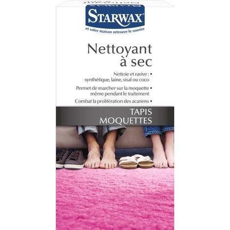 Nettoyant à sec Tapis. Moquette STARWAX -ST0363