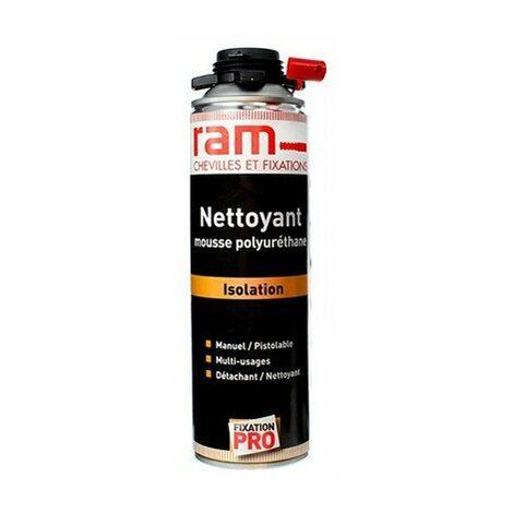 Nettoyant Acetone pour mousse polyuréthane