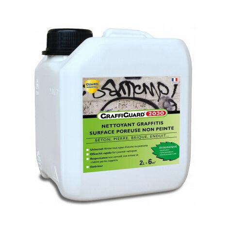 Nettoyant anti graffiti- GraffiGuard 2030® Ecologique 2L