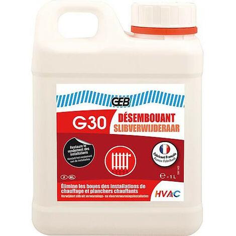 nettoyant boue G30 bidon 1 litre