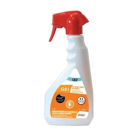 Nettoyant chaudières - Geb