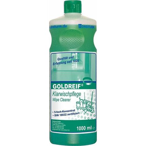 Nettoyant clair DREITURM Goldreif, 1 litre