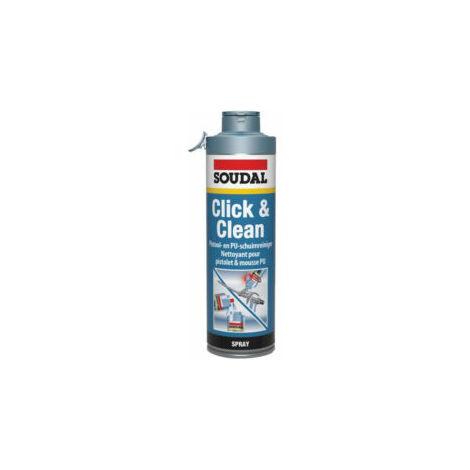 Nettoyant Click & clean incolore - 103357 - Soudal