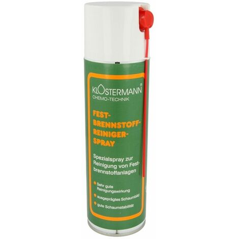 Nettoyant combustibles solides 500 ml