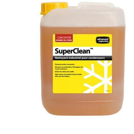 Nettoyant concentré Superclean - Superclean (bidon de 5L)