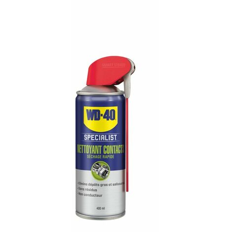 Nettoyant Contact WD-40 Specialist 400ml