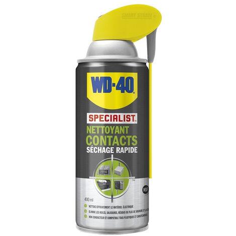 Nettoyant contact WD40 Séchage rapide - Lot de 12 - 33368