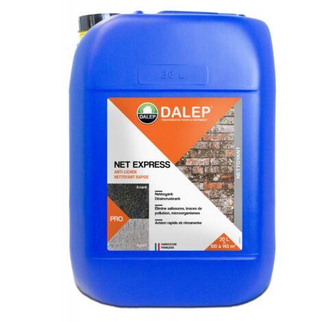 Nettoyant DALEP D'CAP Net Express rapide Bidon de 20 Litres - 425020