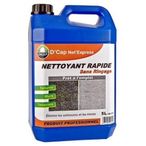 Nettoyant DALEP D'CAP Net Express rapide Bidon de 5 Litres - 425005