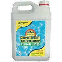 Nettoyant de filtre à sable piscine bidon de 5L Joker