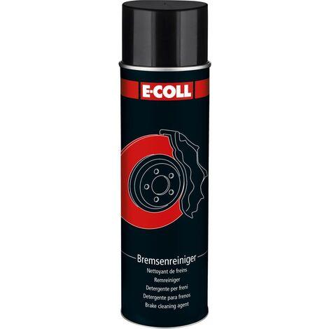 Nettoyant de freins aérosol 500ml E-COLL 1 PCS