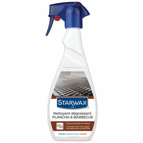 produit de nettoyage pour plancha
