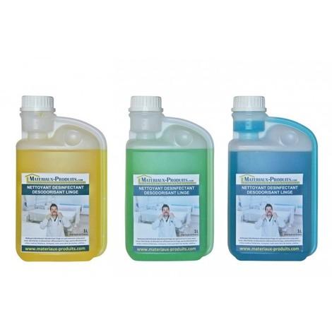 Nettoyant désinfectant désodorisant linge Verveine