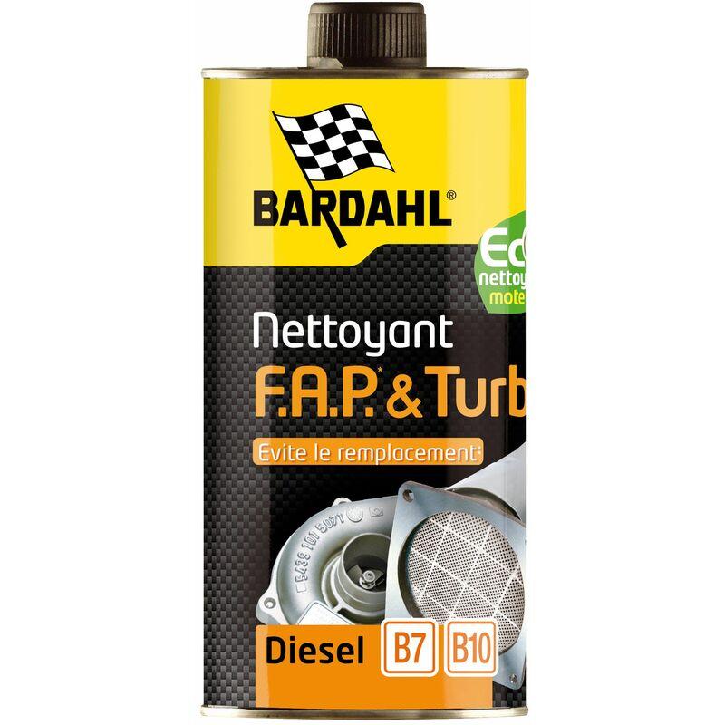 Nettoyant FAP et turbo préventif et curatif sans démontage - Bardahl